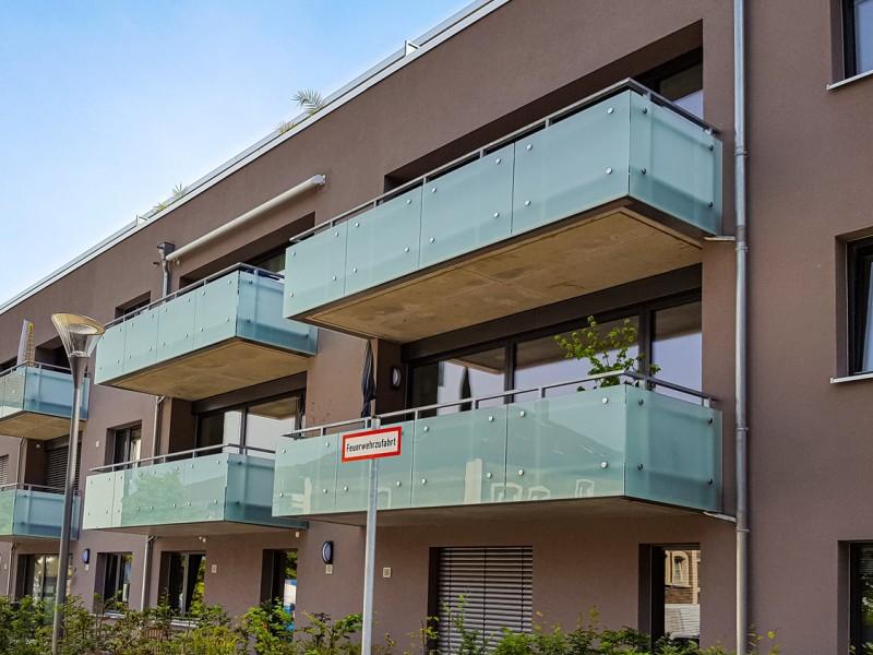 Balkon- und Treppenanlagen im Jakobushof Hilden